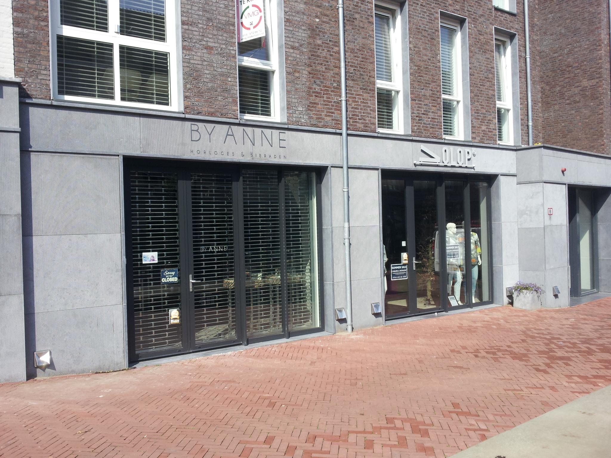 Winkelcentrum Sweanhof