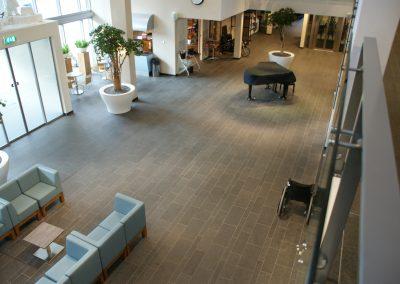 "Residential Care Complex ""De Hanzeborg"" Lelystad"