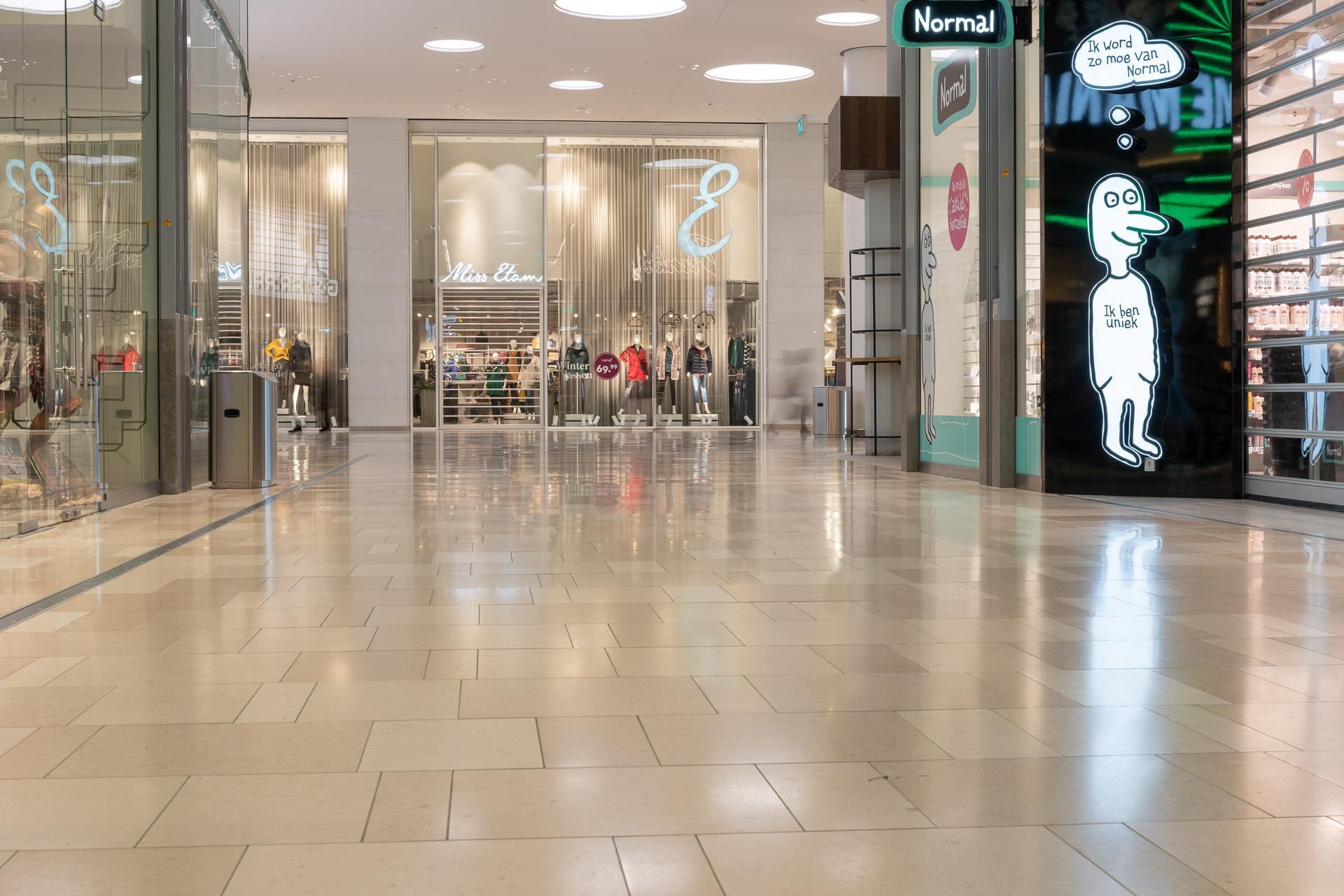 Winkelcentrum Hoog Catharijne Utrecht