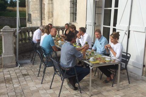 Bezoek Frankrijk juni 2017