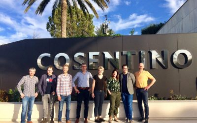 Visit Cosentino in Spain