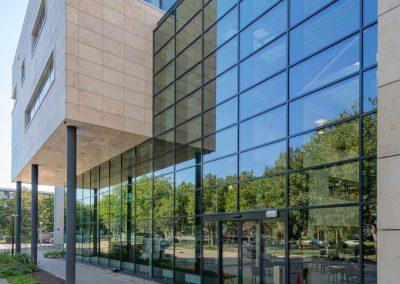 Nieuwbouw Apotheek Antoni van Leeuwenhoek Ziekenhuis te Amsterdam