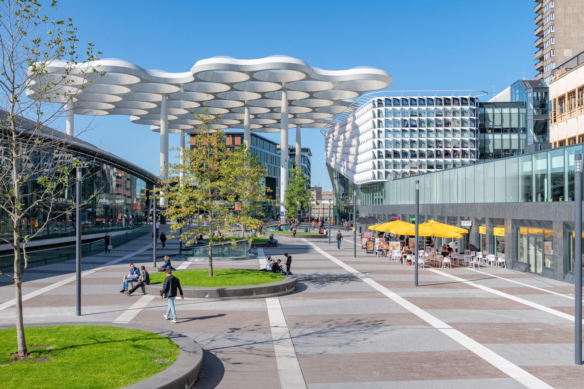Hoog Catharijne Utrecht - WALTER FRISART FOTOWERK